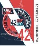 nautical vector design crest ...   Shutterstock .eps vector #1769336801
