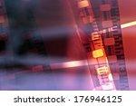 film reel    Shutterstock . vector #176946125
