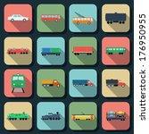 autobús,coche,colección,contenedor,directa,motor,locomotora,miniatura,icono,ferrocarril,ferrocarril,tranvía,tanque,cisterna,tranvía