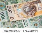 money polish zloty   Shutterstock . vector #176960594