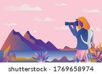 world photography day.... | Shutterstock .eps vector #1769658974