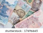 thai baht  1  | Shutterstock . vector #17696665