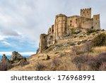 Medieval Castle Of Loarre...