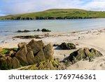 Scousburgh Sands  Where An...