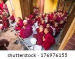 khatmandu  nepal   dec 15  2013 ... | Shutterstock . vector #176976155