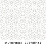 ornamental pattern. traditional ... | Shutterstock .eps vector #176985461