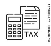 tax government calculation...
