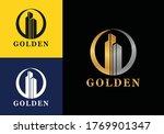 real estate vector logo icon  ...   Shutterstock .eps vector #1769901347