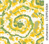 vector tie dye. modern batik.... | Shutterstock .eps vector #1769914064