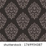 damask seamless pattern element.... | Shutterstock .eps vector #1769954387