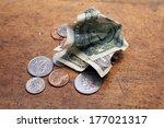 Pocket Change Dollars And Cent...