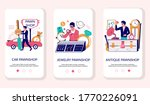 pawnshop mobile app onboarding... | Shutterstock .eps vector #1770226091