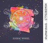 modern magic witchcraft... | Shutterstock .eps vector #1770283904