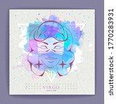 modern magic witchcraft card... | Shutterstock .eps vector #1770283931