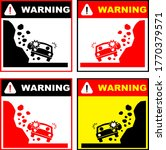 Vector Sign Warning The...