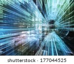 city lights series. background... | Shutterstock . vector #177044525