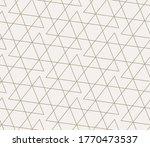 repetitive elegant vector curly ... | Shutterstock .eps vector #1770473537