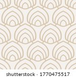 repeat retro graphic twenties... | Shutterstock .eps vector #1770475517