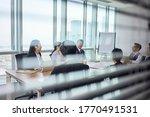 through the glass shot of a... | Shutterstock . vector #1770491531