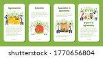 argonomist mobile application... | Shutterstock .eps vector #1770656804