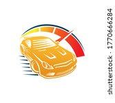auto car logo icon vector...   Shutterstock .eps vector #1770666284