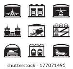 Transportation Garages And...