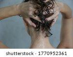 Hair Shampooing And Scalp...