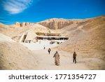 Luxor  Egypt Jan 28  2020 ...