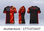 t shirt sport design template ...   Shutterstock .eps vector #1771372637