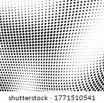 abstract wave halftone texture. ... | Shutterstock .eps vector #1771510541