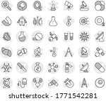 editable thin line isolated... | Shutterstock .eps vector #1771542281