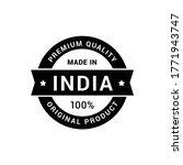 black white premium quality... | Shutterstock .eps vector #1771943747