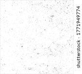 grunge black and white ink... | Shutterstock .eps vector #1771949774
