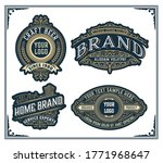set of logos  labels and... | Shutterstock .eps vector #1771968647