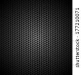 black carbon background with... | Shutterstock .eps vector #177210071