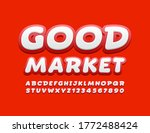 vector bright banner good...   Shutterstock .eps vector #1772488424