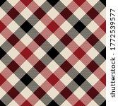 black  red and beige diagonal... | Shutterstock .eps vector #1772539577