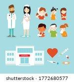 vector medical illustration....   Shutterstock .eps vector #1772680577