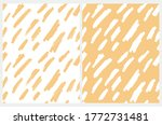 simple abstract doodle vector... | Shutterstock .eps vector #1772731481