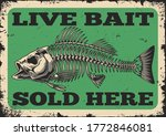 fishing shop advertising... | Shutterstock .eps vector #1772846081