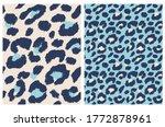 cute abstract wild animal skin...   Shutterstock .eps vector #1772878961