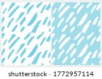 simple abstract doodle vector... | Shutterstock .eps vector #1772957114