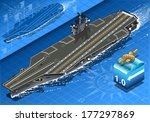 3d,aircraft,blue,boat,carrier,f-18,isolated,isometric,maritime,metal,military,naval,navy,nuclear,ocean
