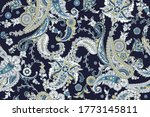 seamless trendy background with ...   Shutterstock .eps vector #1773145811