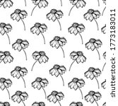 seamless pattern with... | Shutterstock .eps vector #1773183011