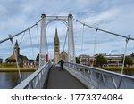 Inverness  Scotland   City...