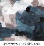 Abstract Mixed Media Artwork....