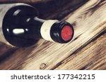 closeup of wine    Shutterstock . vector #177342215