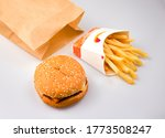 Fast Food Packaging With...