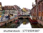 Colmar  Alsace  France   May...